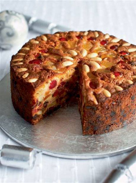 17 Best ideas about Fruit Cake Decorating on Pinterest ...