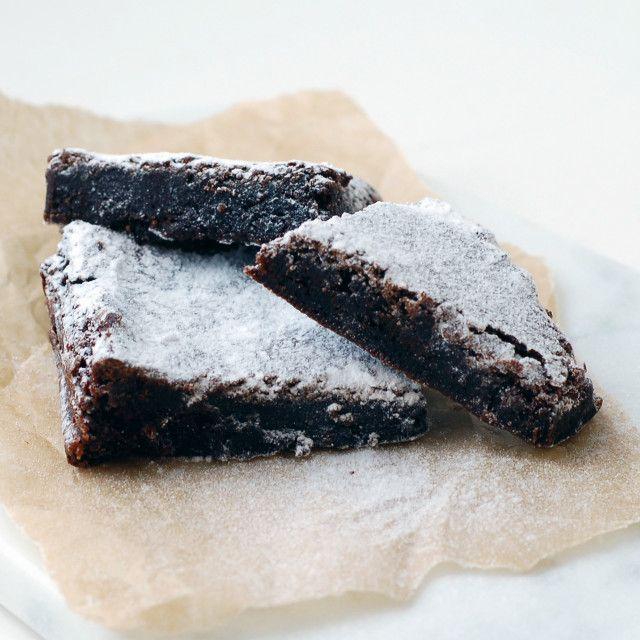 Brownies med FiberSirup