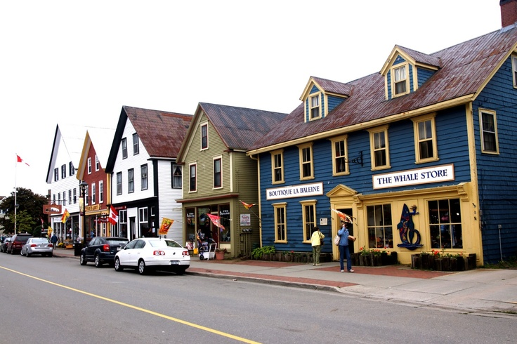 St. Andrews, NB Canada - Mature Traveler: The Freeze-Dried Charm of St. Andrews by the Sea