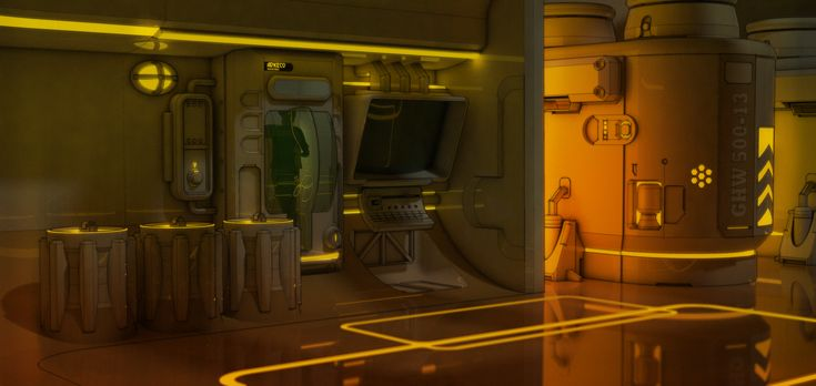 Cryo chambers (Adkeco Industries) by aconnoll on DeviantArt