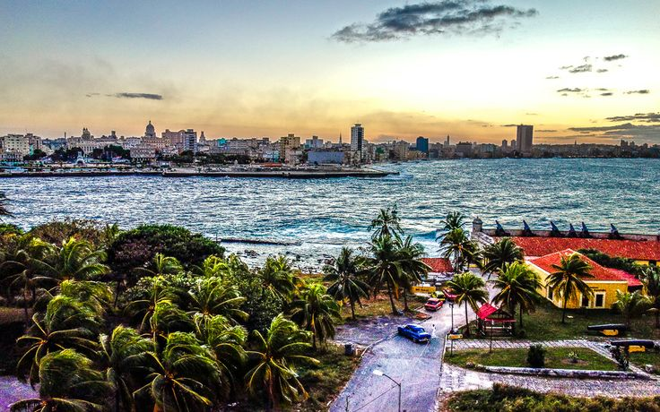 Havana-Cuba-sunset