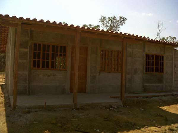Concreto Armado Casas Pré moldadas, casas pre fabricadas