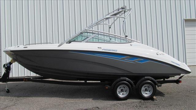 2015 Yamaha Boats 21 FT AR210 for sale at Stokley's Marine