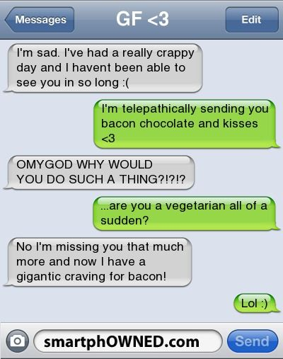 Page 98 - Relationships - Autocorrect Fails and Funny Text Messages - SmartphOWNED