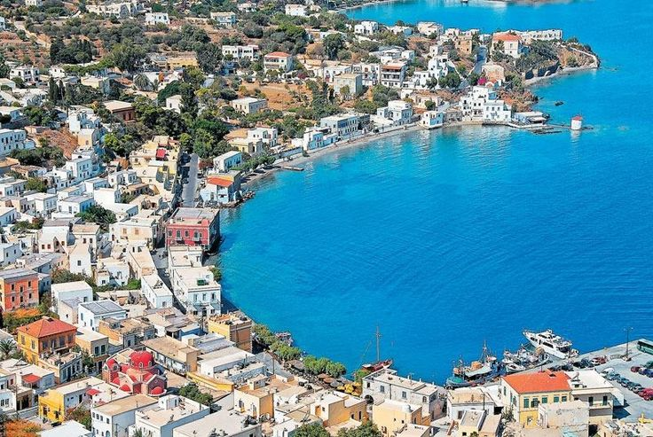 GREECE CHANNEL | Leros Island