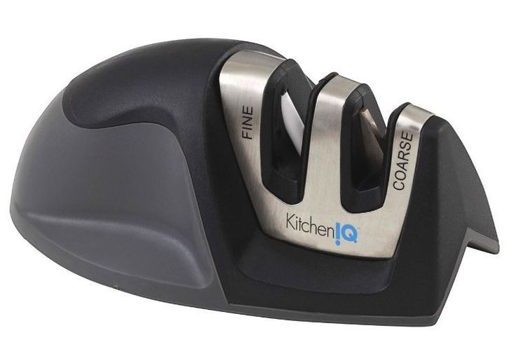 Global Knife Sharpener #global #knife #sharpener #pocket #metal #kitchen #gadgets #KitchenIQ