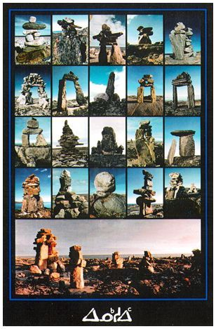 Inuksuk cultural explanation - Arctic Inuit Art