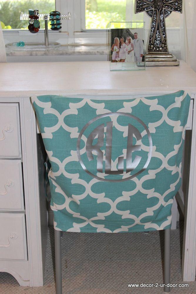 Design Ur Chair Cover | Teen Girl Dorm Room Bedding