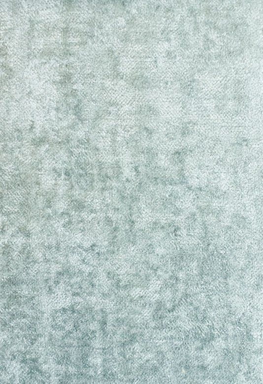 Dapple Velvet A sumptuous deep pile velvet upholstery and curtain fabric in aqua.