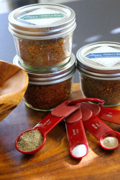 3 DIY BBQ Spice Rub Recipes {Plus a FREE Printable!}