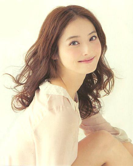 Model Nozomi Sasaki Japanese Girls Fashion Magazine