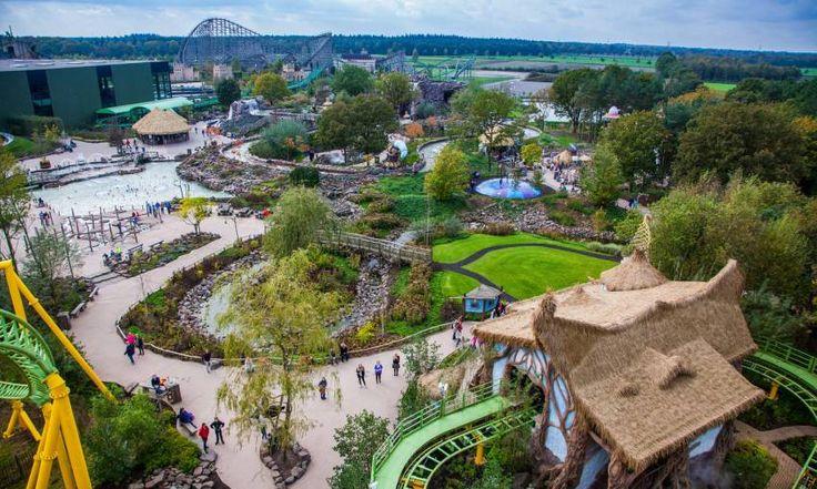 GROZA Uitbreiding van 7 hectare voor attractiepark Sevenum http://www.groza.nl www.groza.nl, GROZA