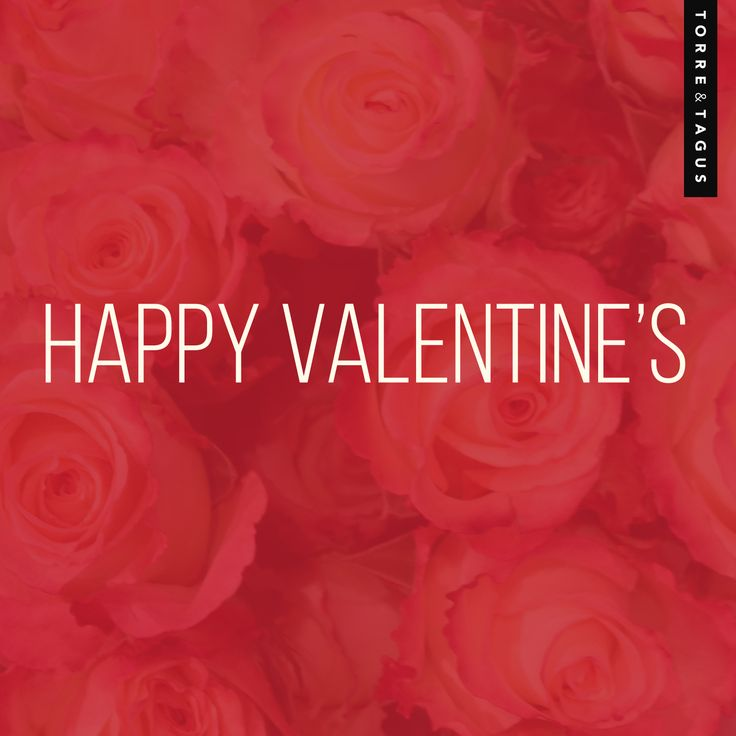 Happy Valentine's Day! #TorreAndTagus #ValentinesDay  www.torretagus.com