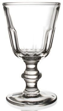 Perigord Water Glass transitional-cups-and-glassware