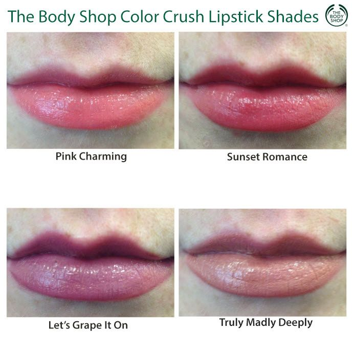 Beauty Pick Of The Week: These four Color Crush shades are the perfect accessory for your summer look. Which one is your favorite?