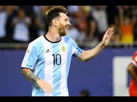 Lionel Messi Cries After Copa America Cup Loss To Chile ( FULL VIDEO) - YouTube
