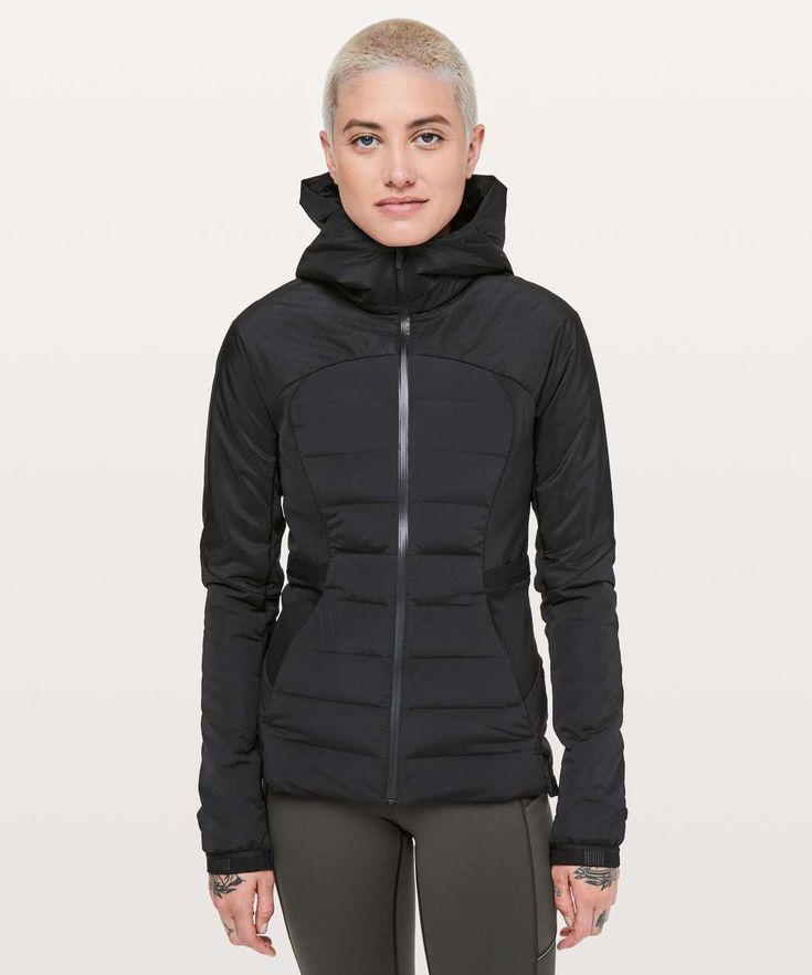 lululemon parka jacket