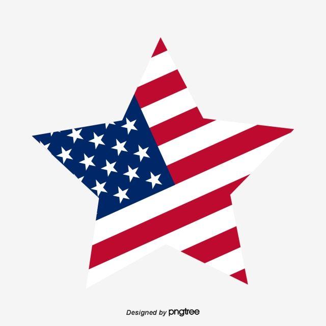 O Desenho Da Bandeira Dos Estados Unidos Estrela De Cinco Pontas Elemento Desenho Animado Imagem Png E Vetor Para Download Gratuito Bandeira Dos Estados Unidos Estrela De Cinco Pontas Bandeira Dos
