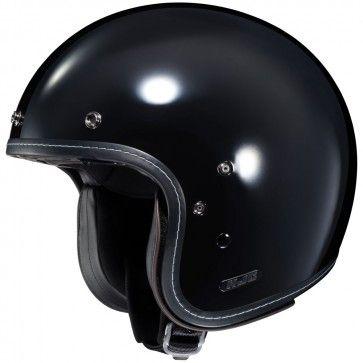 HJC IS-5 Solid Three Quarter Mens Street Cruising DOT Motorcycle Helmets