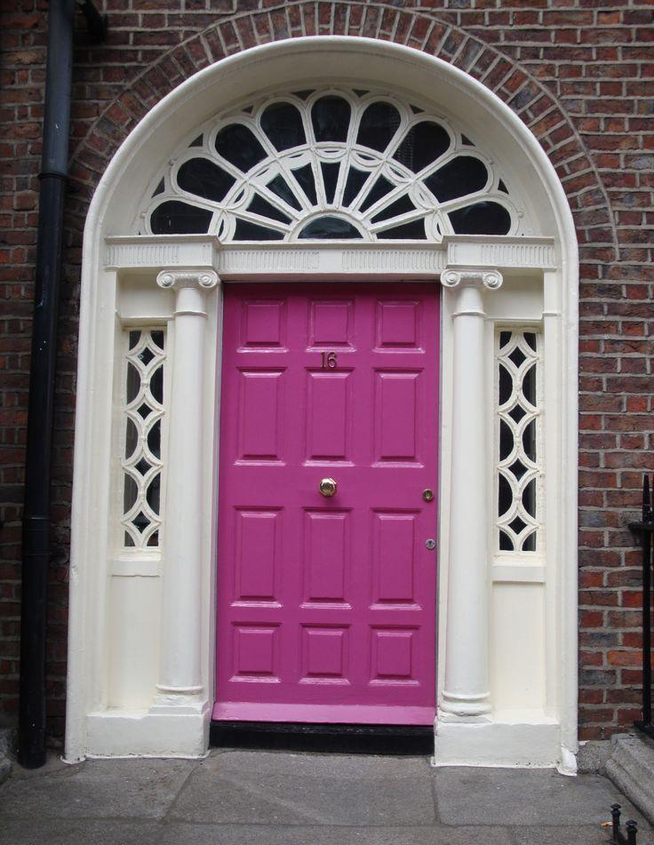 152 best Lovin\' the PINK DOORS! images on Pinterest | Old doors ...