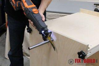 Flip Top Werkzeugständer