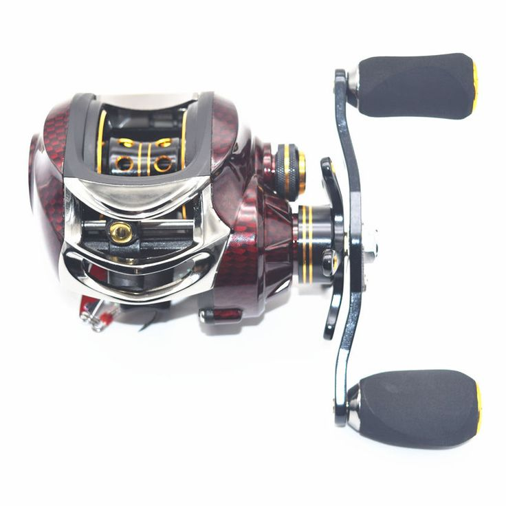 ==> [Free Shipping] Buy Best Equipped with 17  1BB Dual brake dual system Fish Drops Drops wheel Left / Right Hand Type Speed ratio 6.3:1 fishing reels Online with LOWEST Price | 32810387894