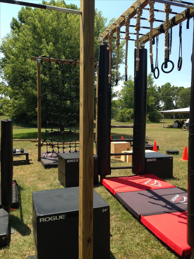 17 Best images about DIY Outdoor Gym Inspiration on ...