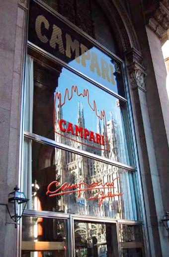 DRINKS // Bar Camparino, Galleria Vittorio Emanuele, Milano