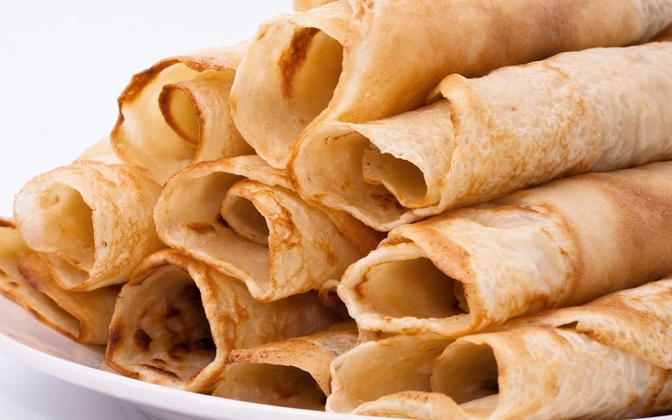 Vakes koemelkvrije pannekoek:    - 500gr bloem  - 150gr suiker  - 3 eieren  - 1/2l amandelmelk  - 1/2l rijstmelk vanille  - een theelepel baksoda (natriumbicarbonaat)  MIXEN! en pakken in bertolli boter