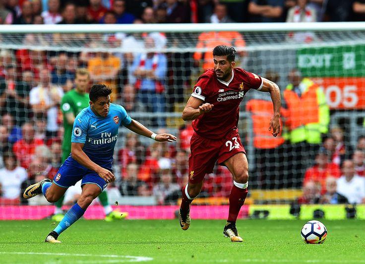 @officiallfc Emre Çan #PL #PremierLeague #LIVARS #LiverpoolArsenal #LFC #Liverpool #LiverpoolFC #Mane #Salah #Firmino #Sturridge #Reds #9ine