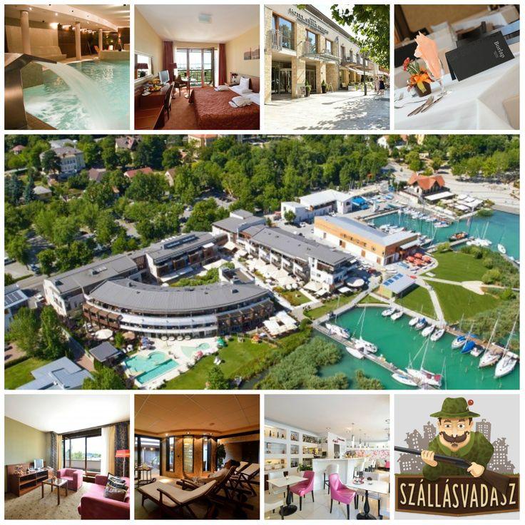Extra jó négycsillagos ajánlat - Hotel Silver Resort**** Balatonfüred