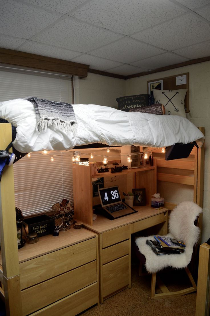 college dorm room adventure
