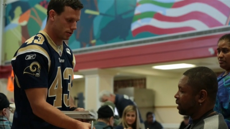 Foyer Home St Louis Reims : Watch this visit st louis rams staff made to the missouri