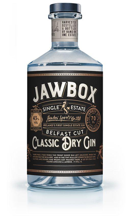 Jawbox Gin                                                                                                                                                                                 More