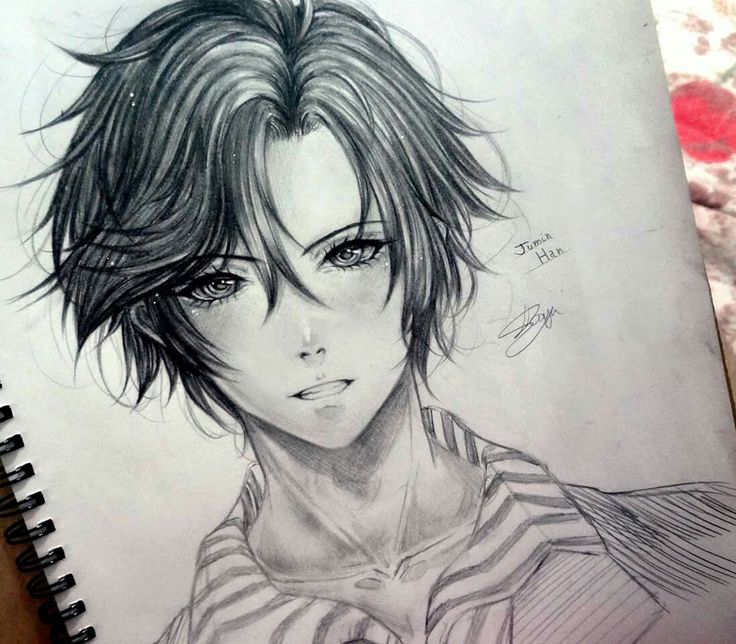 Jumin Han ♡ Credits to Sayu Follow her page on Facebook,she makes pretty cool fanart ♡