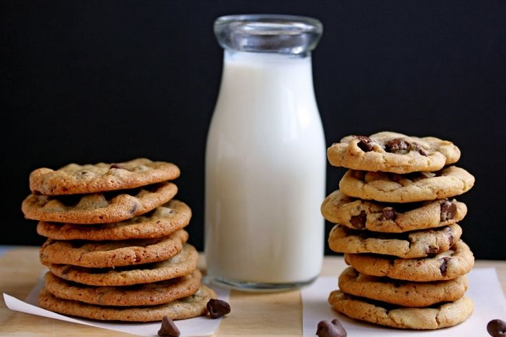 Classic Eats: Perfect Chocolate Chip Cookies