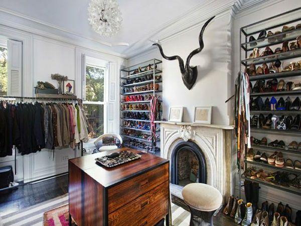 Awesome Begehbarer Kleiderschrank Ideen verschiedene Designs und hohe Qualit t