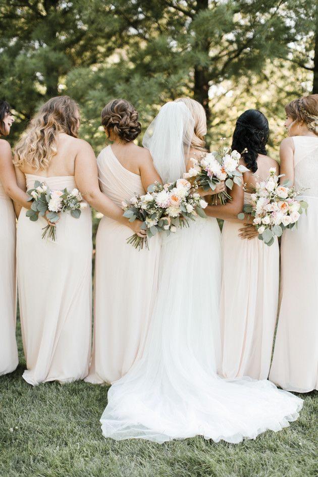 Beautiful Outdoor Wedding | Katie Nicolle Photography | Bridal Musings Wedding Blog