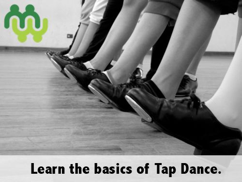 Use this MentorMob playlist to quickly learn the basic steps of tap dance for free! #TapDancers #HappyFeet