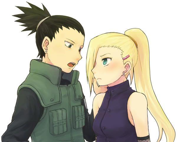 26 best Shikamaru and Ino images on Pinterest | Naruto ...