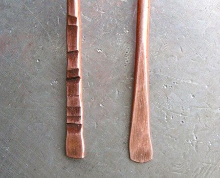 how to make edgewise copper coil