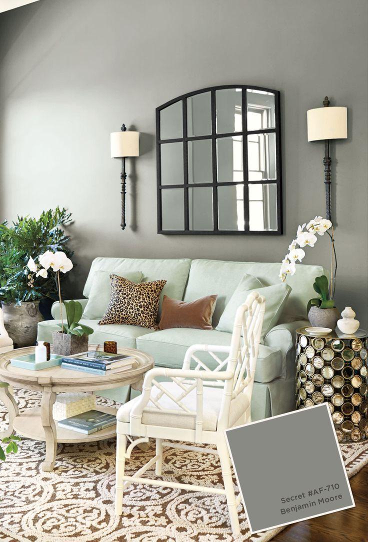 819 best Benjamin Moore Paint images on Pinterest Color palettes