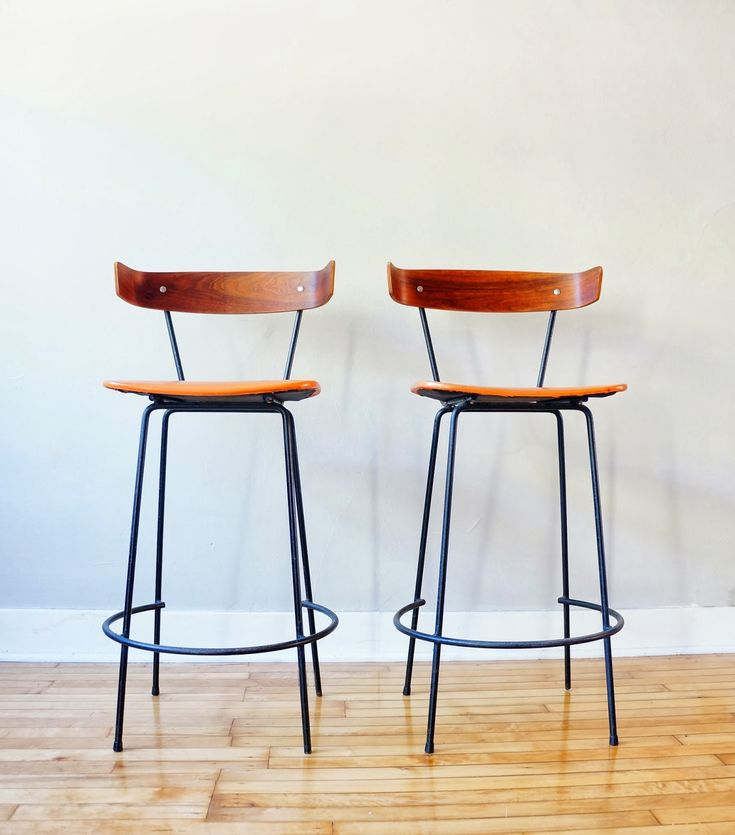 Wire Frame Bar Stools