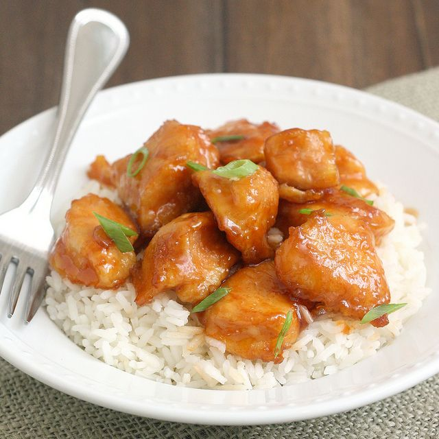 Sweet and Sour Chicken | Favorites | Pinterest