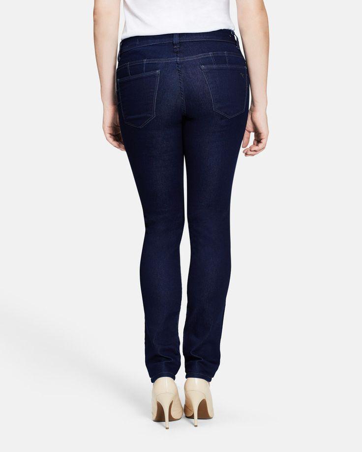 Beija-Flor Jeans Nicole Skinny Navy