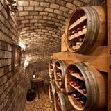 Wine Barrels - Palmer Interior Design