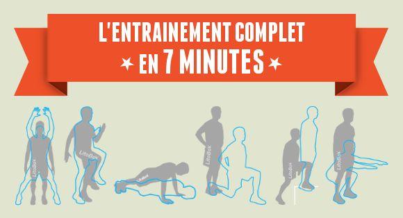pour débuter le HIIT voici un entraînement complet de 7 minutes : http://www.litobox.com/7-minutes-hiit