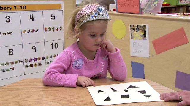 Recognizing Shapes with Child 11