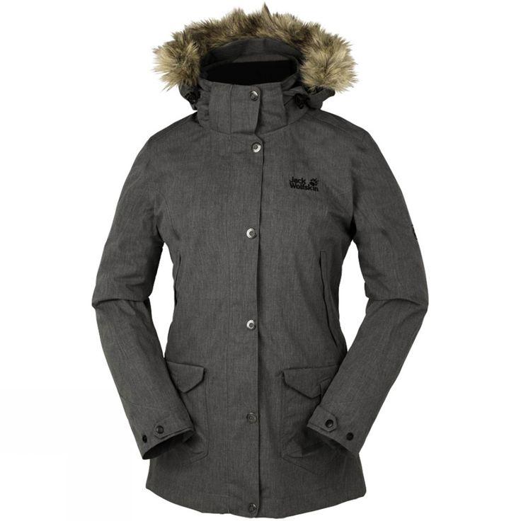 Jack Wolfskin Women's 3in1 Jacket