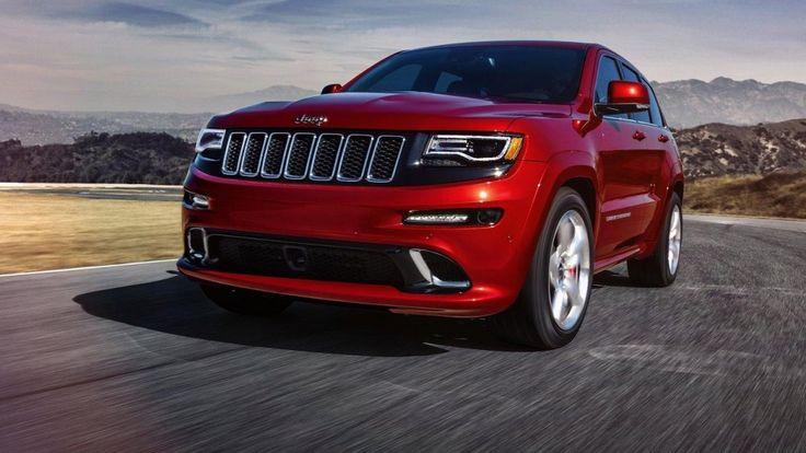 Jeep Grand Cherokee Trackhawk?